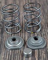 Клапанный механизм комплект на 2 клапана 168F 6.5 л.с 38, КОД: 1555121