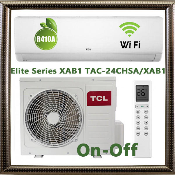 Кондиционер TCL Elite Series XAB1 TAC-24CHSA/XAB1 On-Off WI-FI Ready