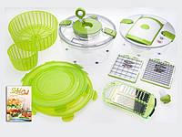 Прибор для приготовления салатов Салат Мастер Salad Chef (Салат Чиф) 12 предметов!!! Оригинал, фото 1