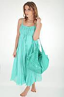 Большая пляжная сумка Iconique KF 5111 M One Size Зеленый Iconique KF 5111 M