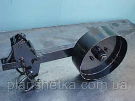 Опорное колесо для культиватора КРН 20.300 в сборе