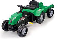 Трактор на педалях   педальний трактор SIMSEK 8073 (Симсек Туреччина) зелений