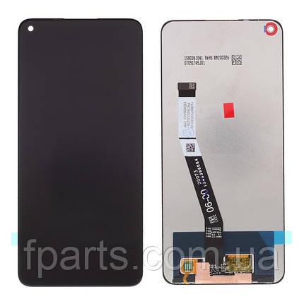 Дисплей для Xiaomi Redmi Note 9 с тачскрином, Black (AAA), фото 2