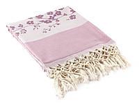 Полотенце для сауны  Buldans Tomurchuk 100*180 розовое