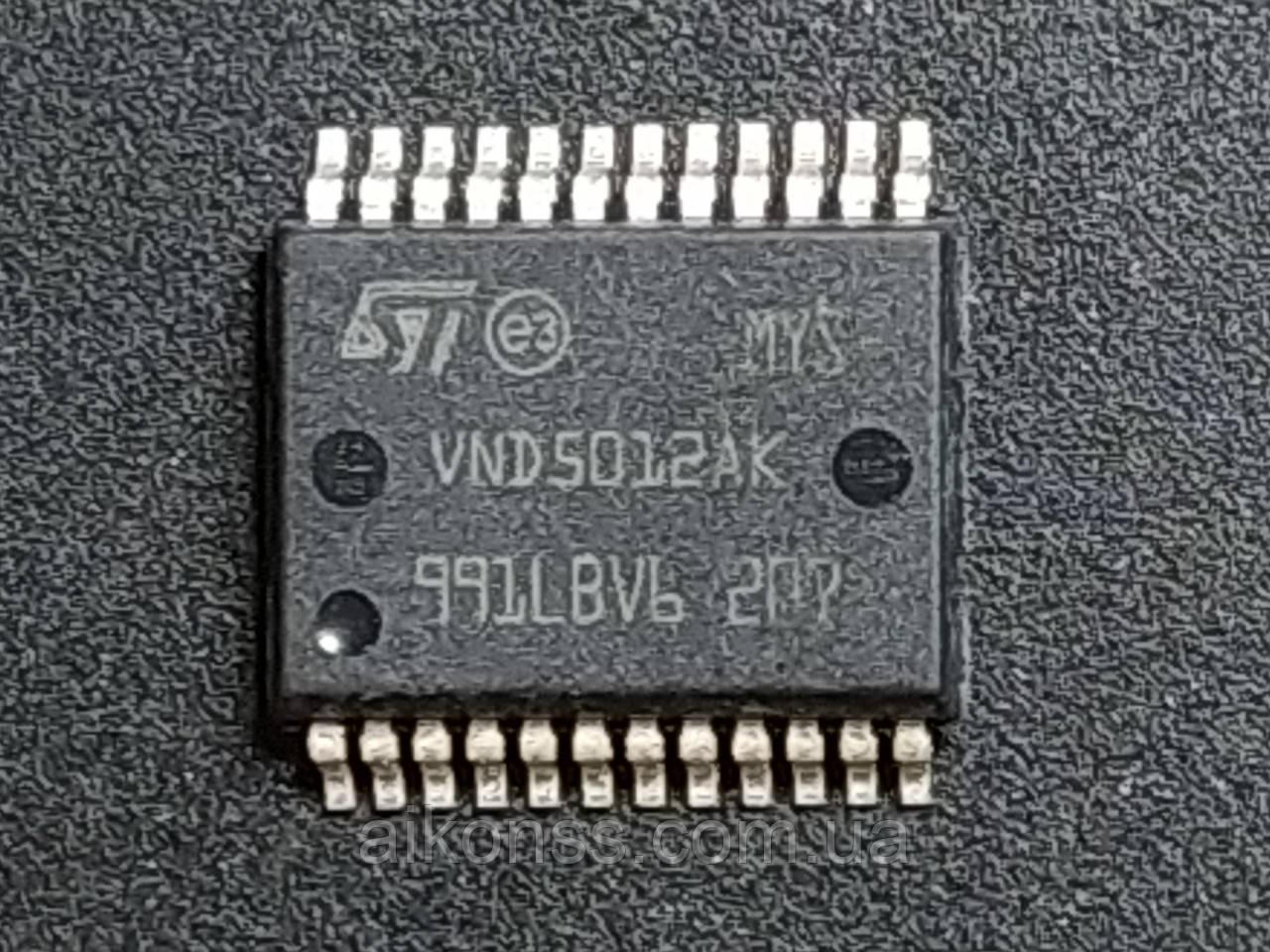 Микросхема VND5012AK
