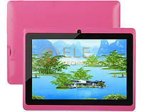 "7"" Super Pad Pink Ёмкостной A13 Мультитач. Android 4, 1.2GHz HD 4Gb WiFi"