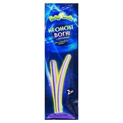 Неоновые огни Премиум, фиолетовый PL110