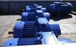 Двигатели асинхронные трехфазные крановые серии MTF