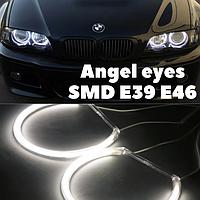 Ангельские глазки BMW кольца бмв SMD E30 E39 E46