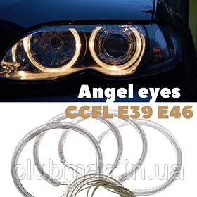 Ангельские глазки BMW кольца бмв CCFL E36 E38 E39 E46