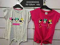 Футболки для дівчаток від Disney Minnie 98-128р.р