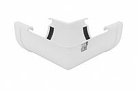 Угол желоба внутренний белый 90° 90/75 Profil