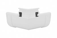 Угол желоба внутренний белый 135° 90/75 Profil, фото 1