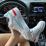 Женские кроссовки Puma Select Cali Sport White Blue, женские кроссовки пума селект кали спорт, фото 3