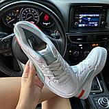 Женские кроссовки Puma Select Cali Sport White Blue, женские кроссовки пума селект кали спорт, фото 2