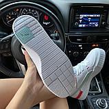 Женские кроссовки Puma Select Cali Sport White Blue, женские кроссовки пума селект кали спорт, фото 4