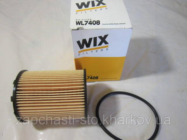 Фильтр масляный Fiat Doblo 1.3D MultiJet WIX