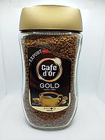 Кава розчинна Cafe d'or Gold