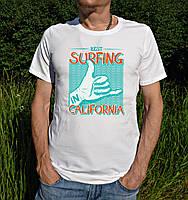 "Футболка ""Surfing California"""