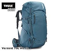 Туристический рюкзак Thule Versant 2.0 2020 мужской 70 L Aegean синий 3204103
