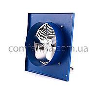 Осевой настенный вентилятор 330х330 мм
