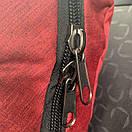 Універсальний Рюкзак для чоловіків. Колір: червоний меланж, фото 4