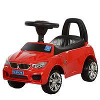 Каталка-толокар Kronos Toys M 3147B-3 Красный intM 3147B-3, КОД: 977940