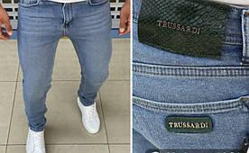 Брендовые мужские летние джинсы. Супер качество! Тонкая ткань, отлично  тянутся, идеально садятся по фигуре.