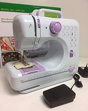 Швейна машинка Mini Multifunctional Household Sewing Machine ART - 705 (6 шт/ящ)