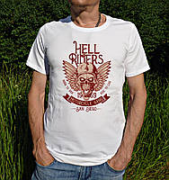 "Футболка ""Hell Riders"""