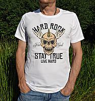 "Футболка ""Hard Rock"""