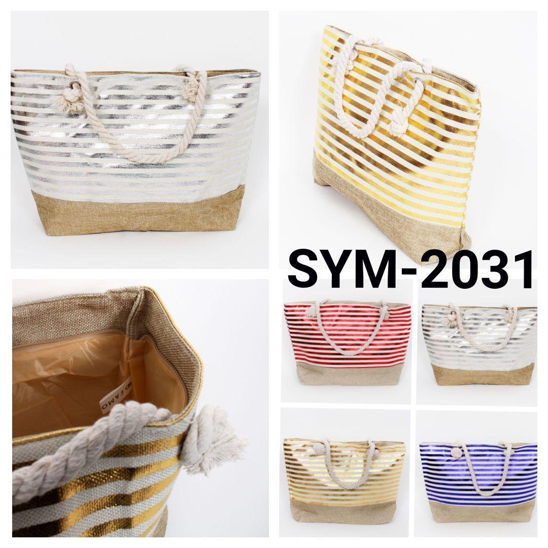 Пляжная сумка оптом Артикул SYM 2031