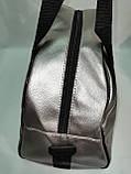 Спортивная сумка reebok Унисекс последние искусств кожа/Сумка из искусственной кожи (только ОПТ), фото 3