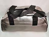 Спортивная сумка reebok Унисекс последние искусств кожа/Сумка из искусственной кожи (только ОПТ), фото 4