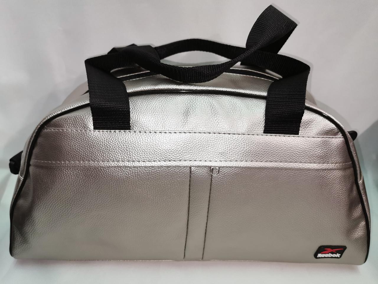 Спортивная сумка reebok Унисекс последние искусств кожа/Сумка из искусственной кожи (только ОПТ)