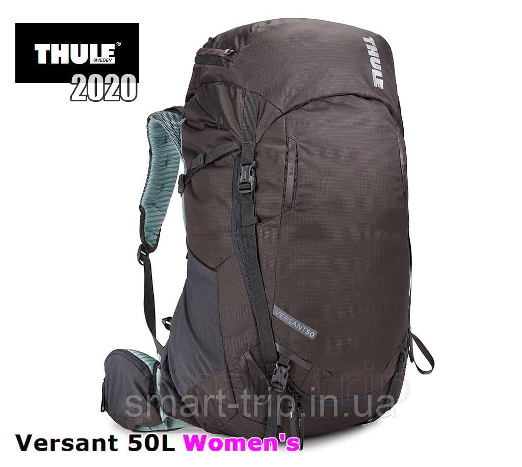 Туристичний рюкзак Thule Versant 2.0 2020 жіночий 50 L Asphalt темно-сірий 3204111