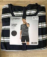 Домашняя одежда для мужчин livergy Германия пижама М,L,XL