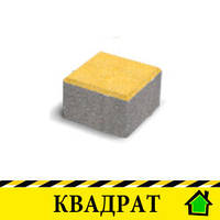 """Тротуарная плитка """"Квадрат малый"""" 100*100, 60мм"""
