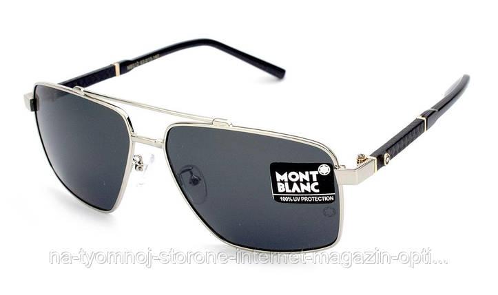 Солнцезащитные очки Именные (polarized) MB512-3, фото 2