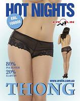 Трусики Nights Hot Black S, М, L, XL