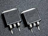 Транзистор V3040S корпус TO-263AB . ISL9V3040S3 Fairchild оригінал, фото 2