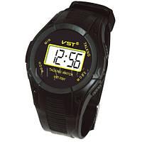 Часы наручные, говорящие 7001, наручные часы, браслет на часы, ремешок на часы, женские наручные часы, мужские
