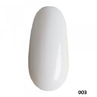 Цветной 3 D гель для рисования и лепки Mileo №3 (белый) 10 мл