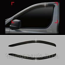 Дефлекторы окон, ветровики Hyundai Starex/H-1 2007-2020 (Autoclover/Корея)