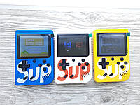Портативная игровая приставка на 400 игр dendy SEGA 8bit SUP Game Box