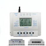 Контроллер заряда солнечных батарей МРРТ 80A, фото 2