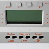 Контроллер заряда солнечных батарей МРРТ 30A, фото 4