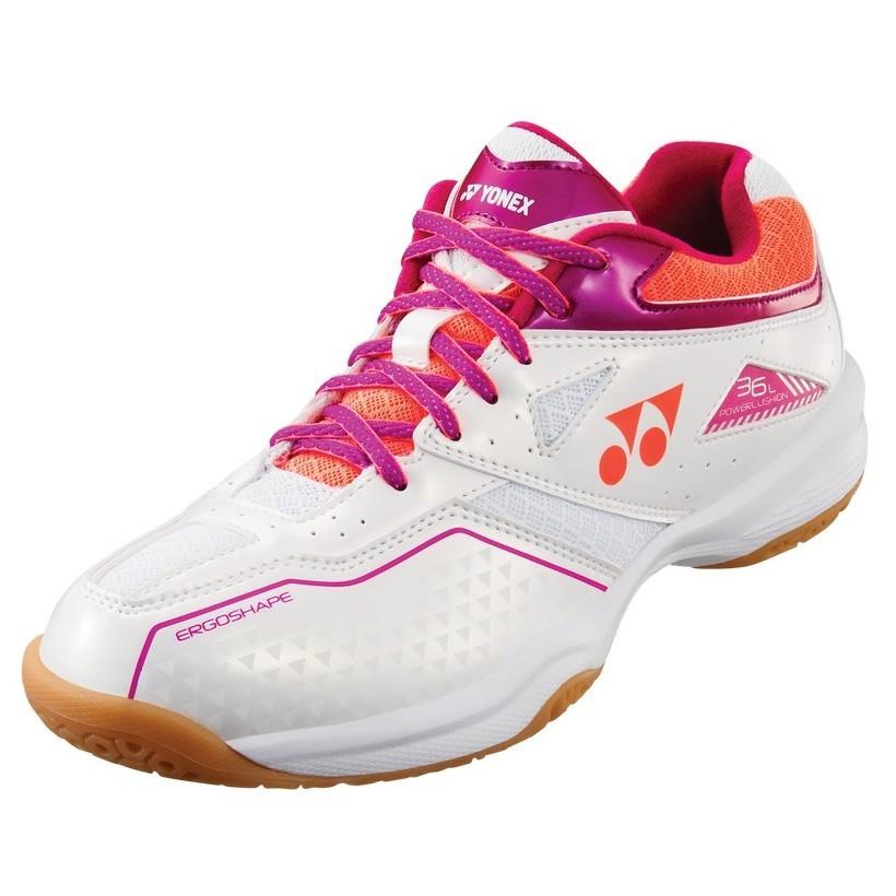 [:ru]Кроссовки Yonex SHB-36 Ladies White/Pink[:uk]Кросівки Yonex SHB-36 Ladies White/Pink[:]