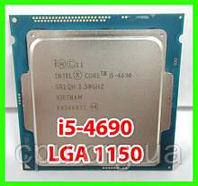 Процессор Intel Core i5-4690 LGA1150 (SR1QH) 4 ядра 3.50-3.90Ghz / 6M / 5GT/s Haswell