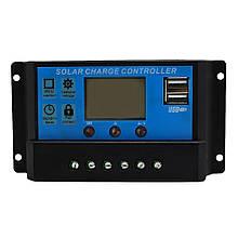 Контроллер заряда солнечных батарей PWM 40А